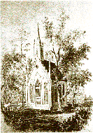 Trinity Church sketch